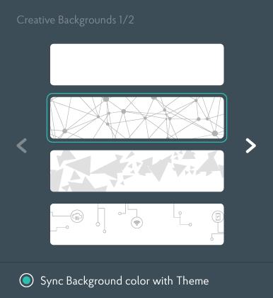 novoresume feature skins panel